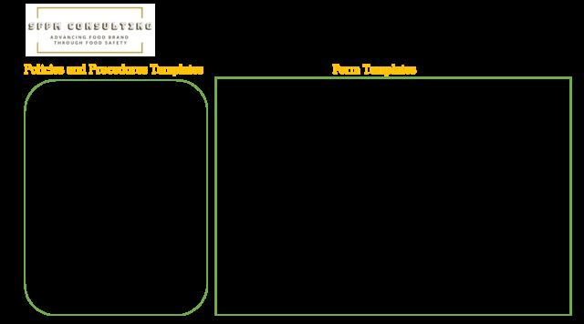 SFCR Template List