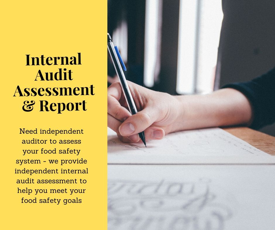 Internal Audit/Gap Assessment